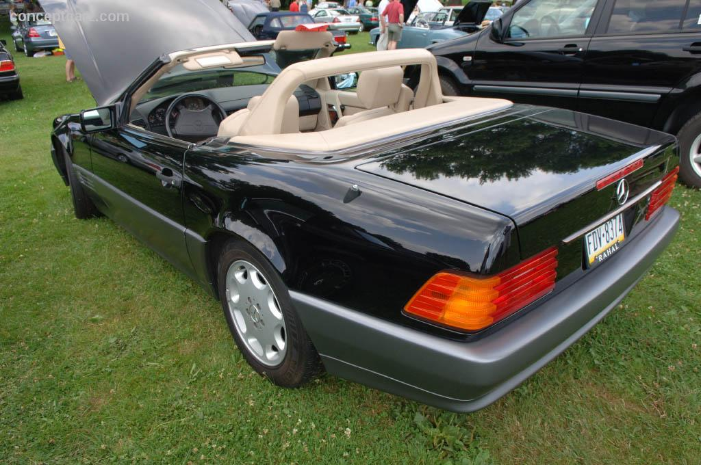 1991 Mercedes Benz 300 Sl