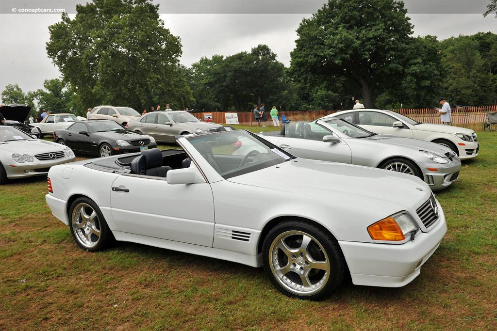 1992 Mercedes Benz 500SL History Pictures Value Auction