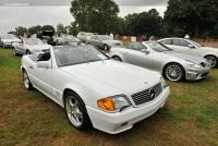 1992 Mercedes-Benz 500SL
