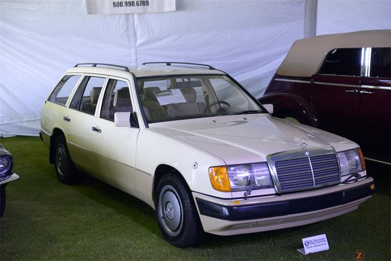 1993 Mercedes-Benz 300 Series