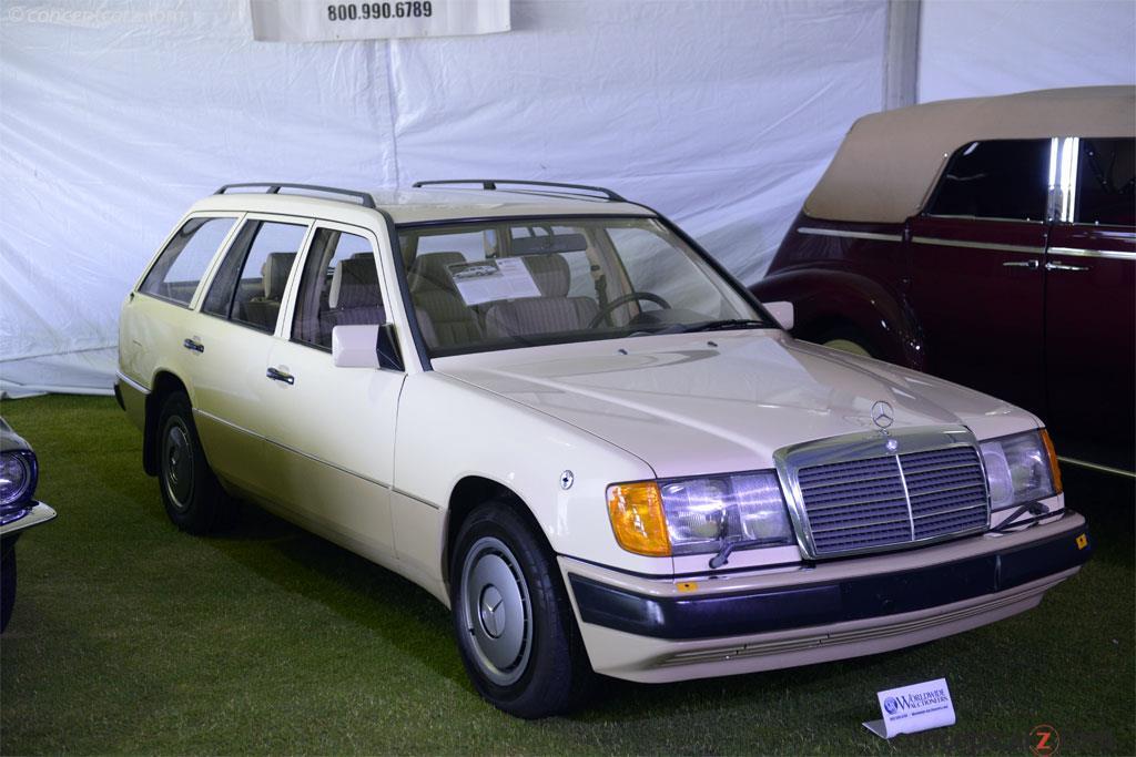 1993 Mercedes-Benz 300 Series