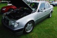 1993 Mercedes-Benz 500E image.