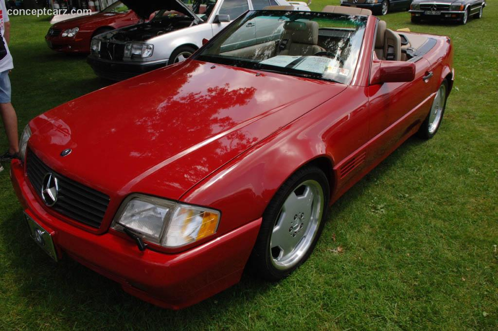 1995 Mercedes-Benz SL 500 Image. Photo 6 of 6