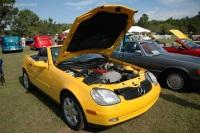 1997 Mercedes-Benz SLK image.