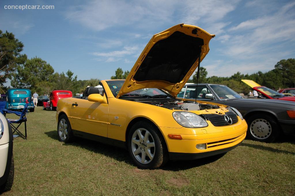 1997 mercedes benz slk image for 97 mercedes benz
