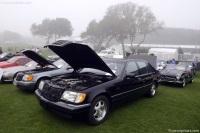 1999 Mercedes-Benz S-Class image.