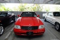 1999 Mercedes-Benz SL-Class image.