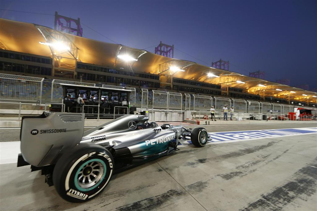 2014 mercedes benz w05 image for Mercedes benz bahrain