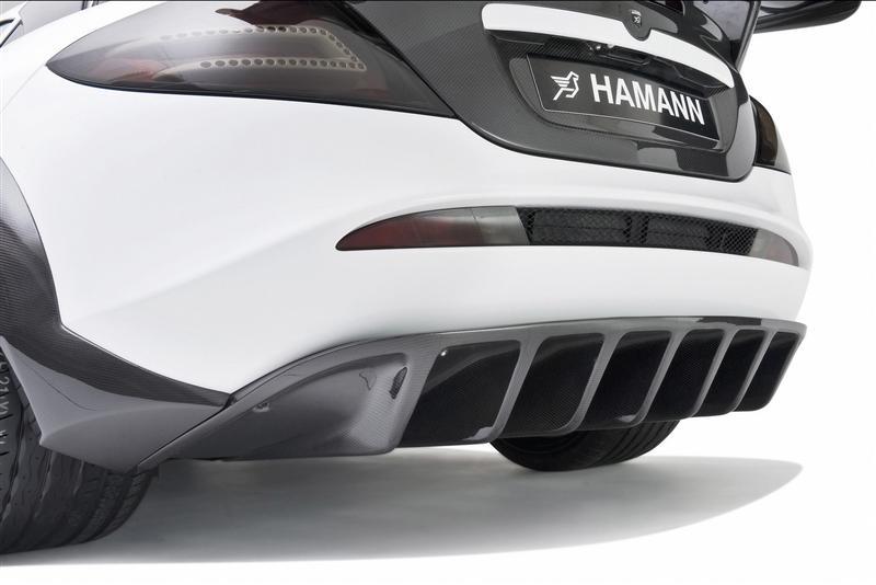 2009 Hamann Volcano McLaren SLR