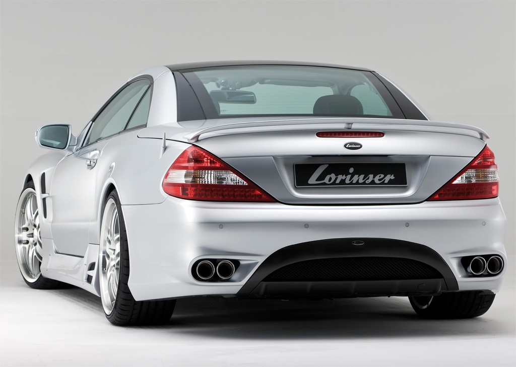 2008 Lorinser SL500