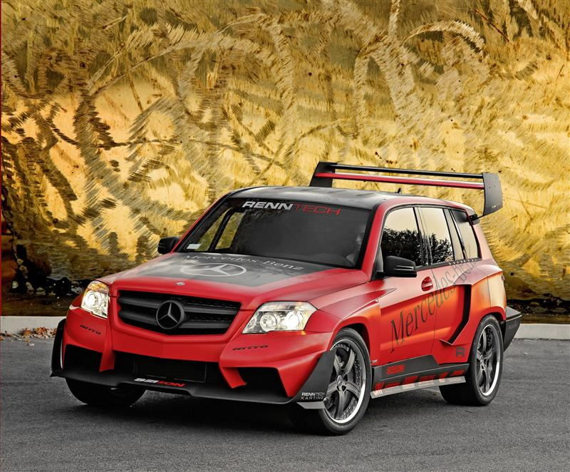 2008 Renntech GLK Rally Racer Pictures, News, Research, Pricing ...