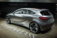 2011 Mercedes-Benz Concept A-Class image.