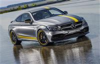 2015 Mercedes-Benz AMG C 63 Coupé Edition 1 image.