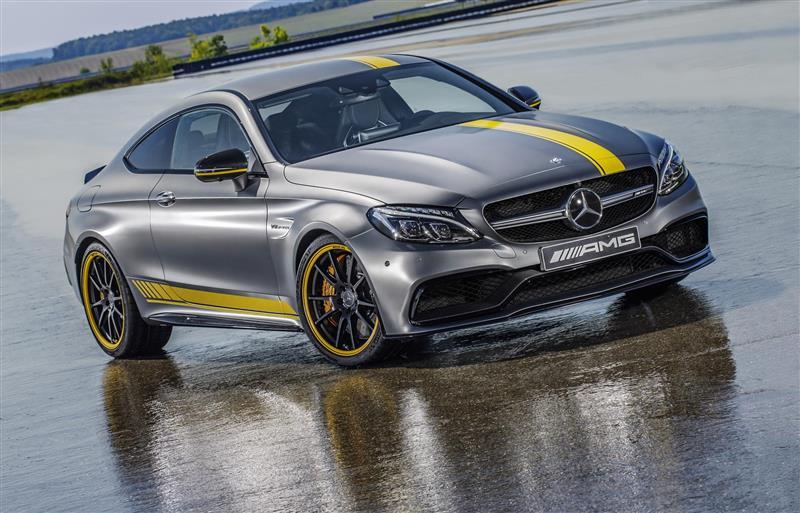 2015 Mercedes-Benz AMG C 63 Coupé Edition 1