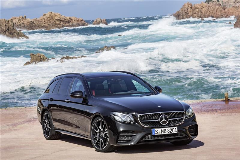 2017 Mercedes-Benz AMG E 43 4MATIC Estate