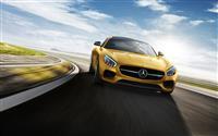 2017 Mercedes-Benz AMG GT image.
