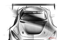2015 Mercedes-Benz AMG GT3 image.