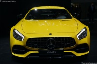 Image of the AMG GT S