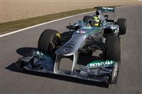 2013 Mercedes-Benz Formula 1 Season