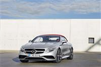 2016 Mercedes-Benz S63 AMG 4Matic Cabriolet Edition 130 image.