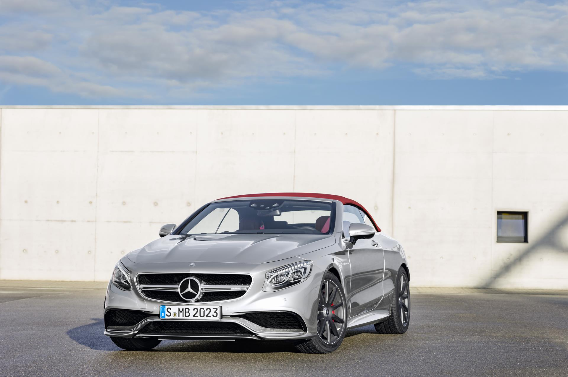 2016 Mercedes-Benz S63 AMG 4Matic Cabriolet Edition 130 News and ...