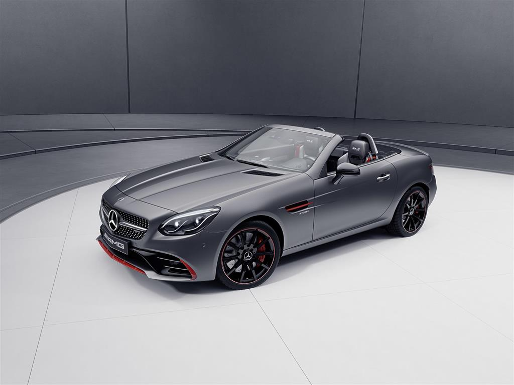 2018 Mercedes Benz AMG SLC43 Performance Studio RedArt