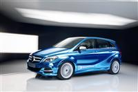 Popular 2012 B-Class Electric Drive Concept Wallpaper