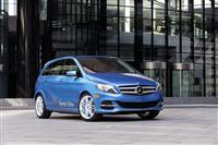 2014 Mercedes-Benz B-Class Electric Drive image.