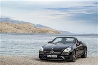 2017 Mercedes-Benz AMG SLC43