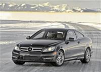 Mercedes-Benz C Class Monthly Vehicle Sales