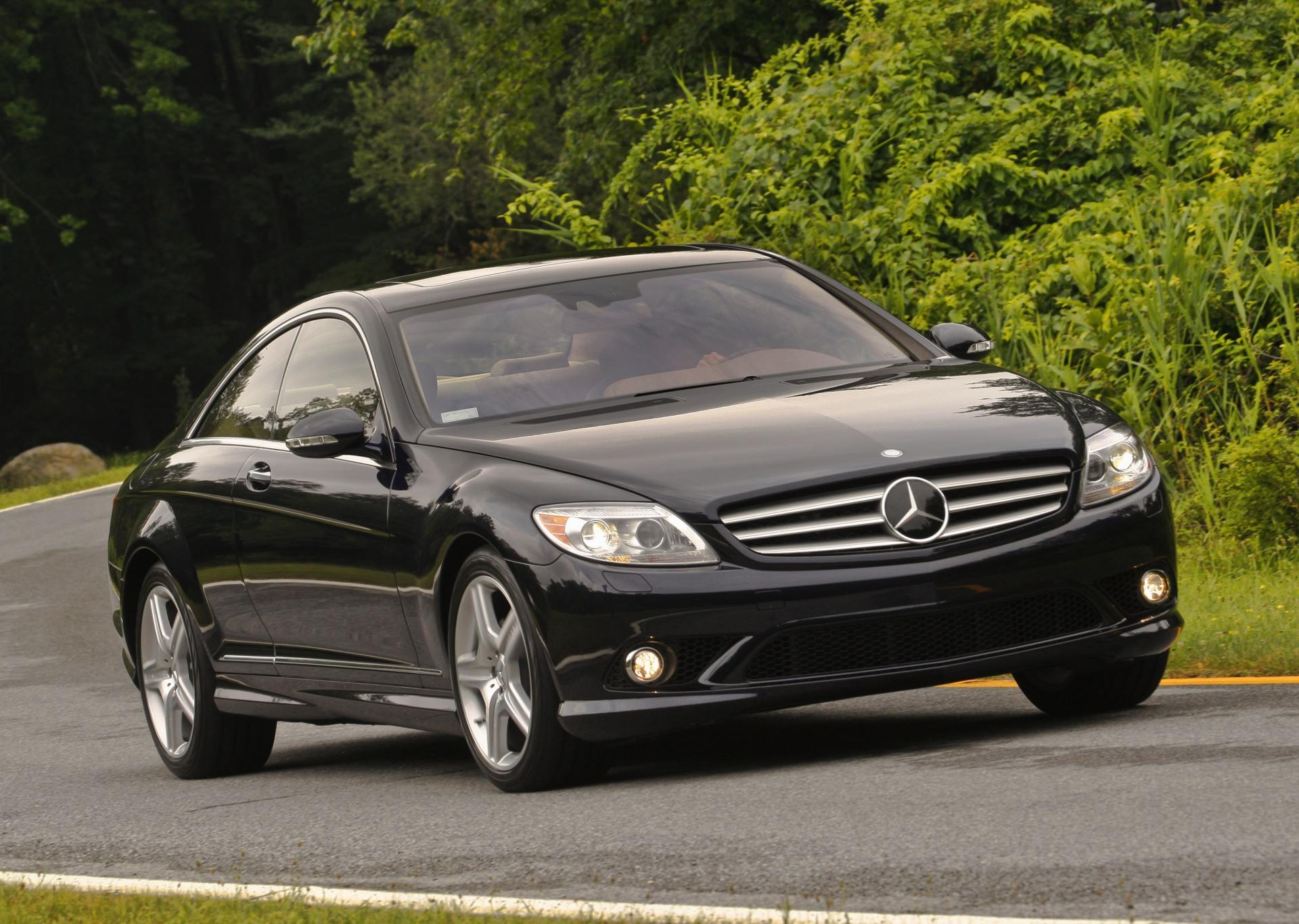 2009 mercedes benz cl class news and information. Black Bedroom Furniture Sets. Home Design Ideas