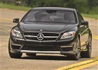 2013 Mercedes-Benz CL-Class image.