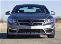 2014 Mercedes-Benz CL-Class image.