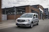 2016 Mercedes-Benz Citan Delivery Van image.