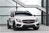 2013 Mercedes-Benz GLA45 AMG Concept image.