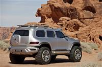 2012 Mercedes-Benz Ener-G-Force Concept