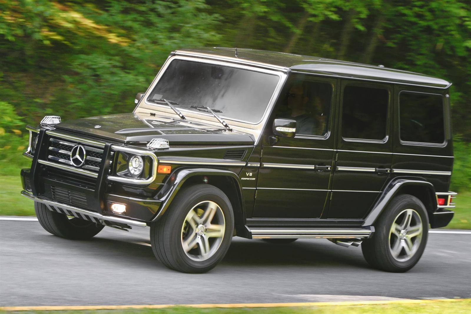 2011 Mercedes-Benz G-Class Image. Photo 20 of 22