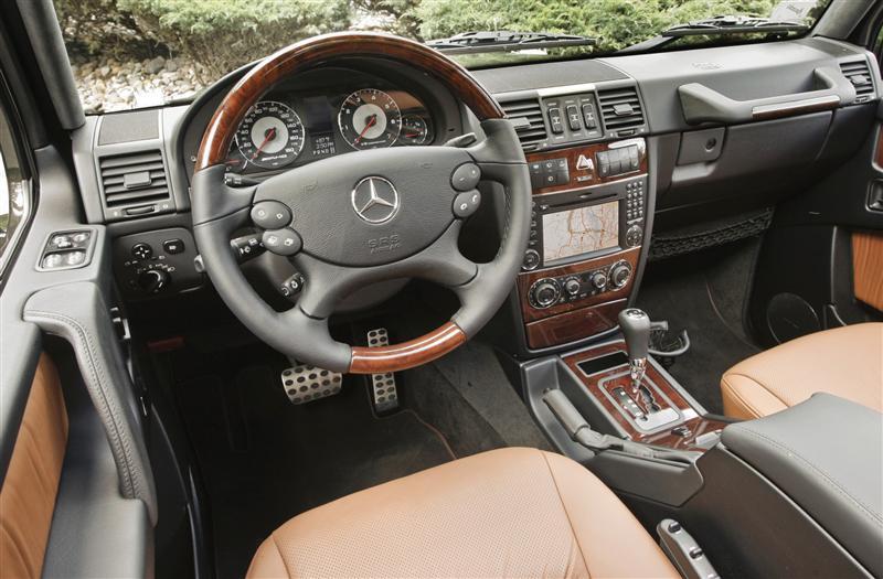 2011 Mercedes-Benz G-Class