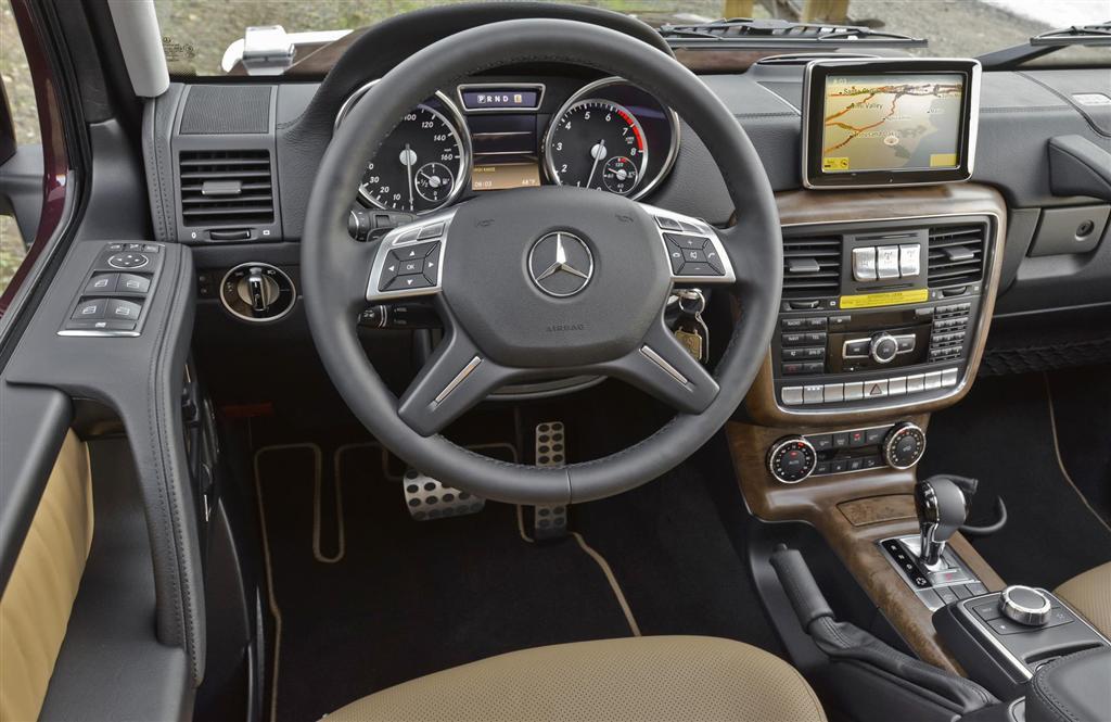 2015 mercedes benz g class image for Mercedes benz clase g
