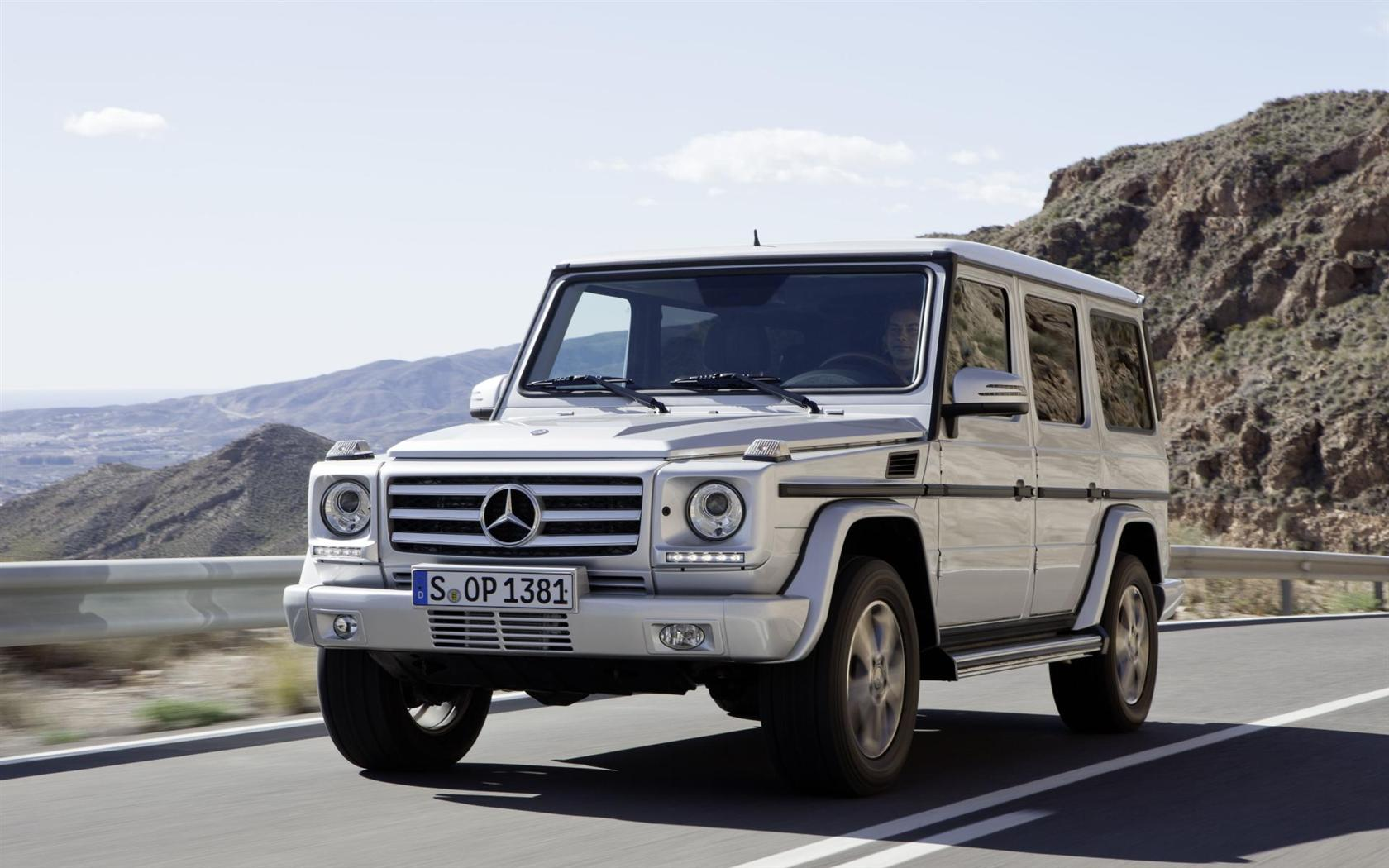 2013 Mercedes Benz G Class Image Photo 15 Of 44