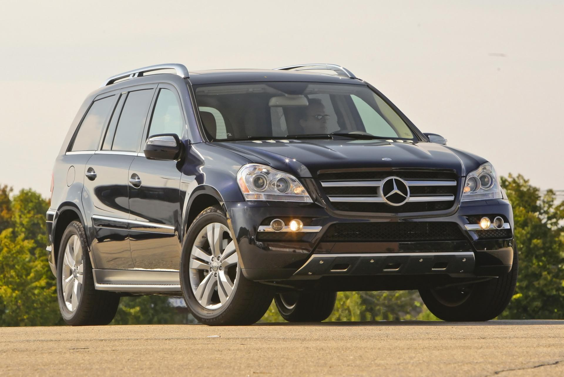 2011 Mercedes-Benz GL-Class News and Information