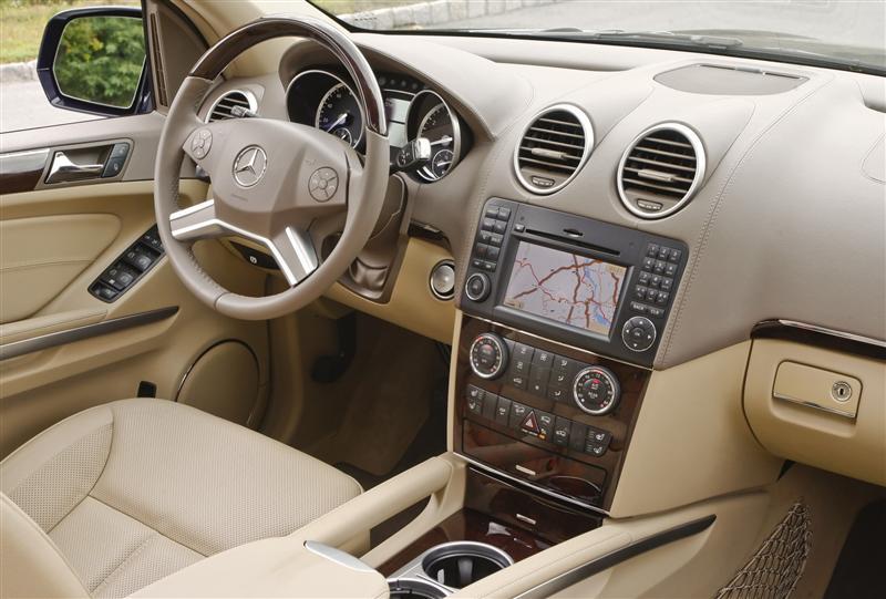 2011 Mercedes-Benz GL-Class