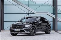 2017 Mercedes-Benz GLC 43 4MATIC