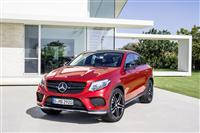 Mercedes-Benz GLE Monthly Vehicle Sales