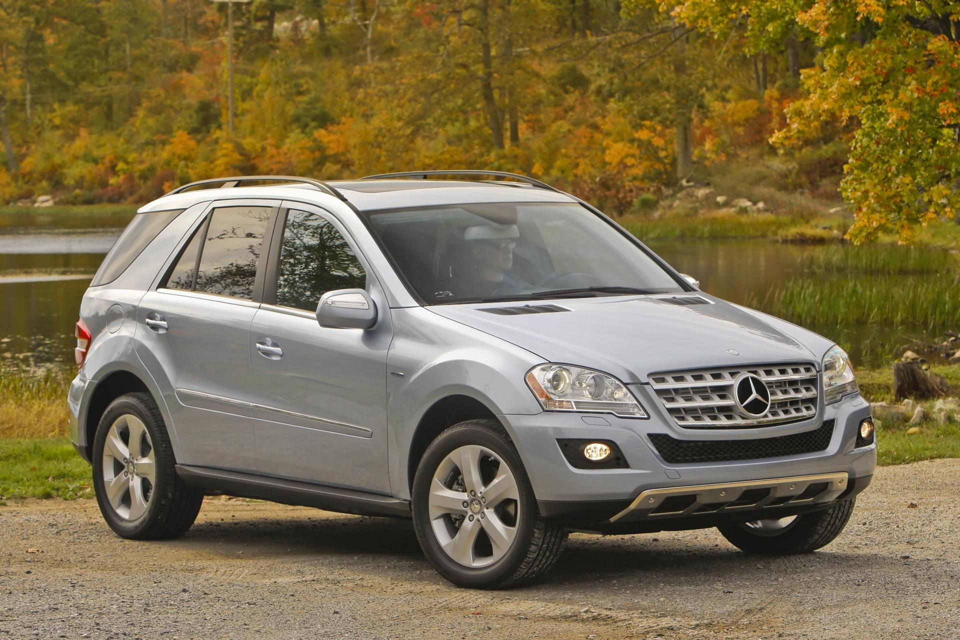 2011 mercedes benz m class news and information for Mercedes benz m class mercedes suv