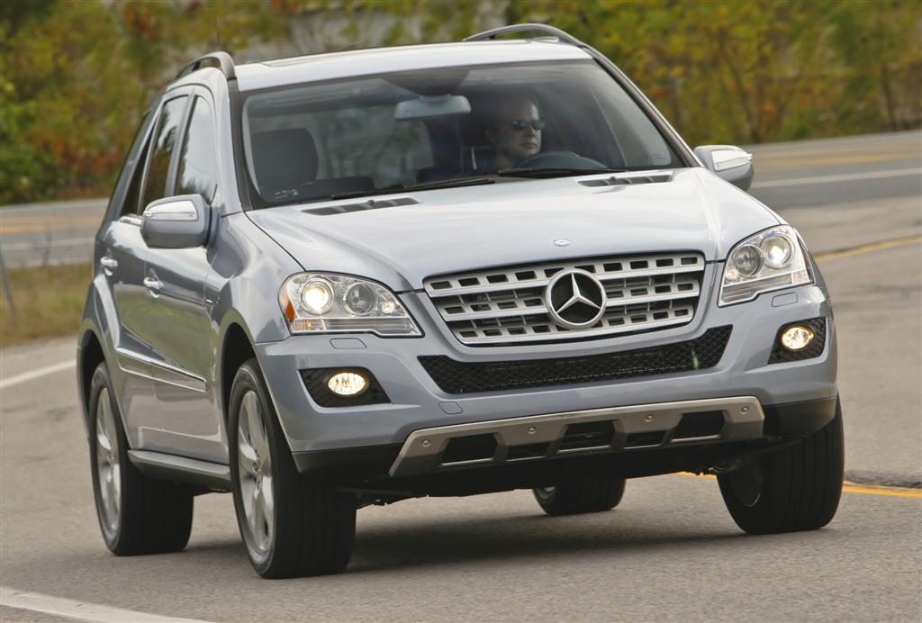 2011 mercedes benz m class image for Mercedes benz ml 350 2011