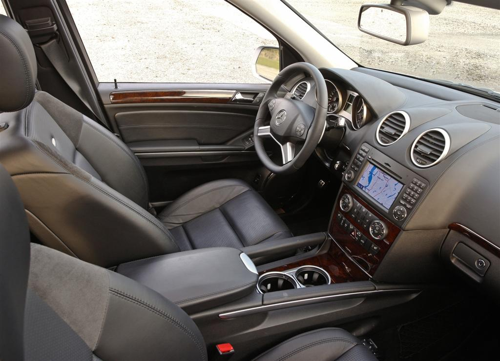 Mercedes Benz M Class Suv Image I