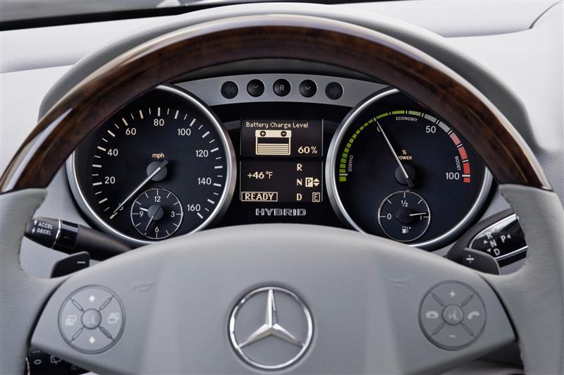 2009 Mercedes Benz Ml 450 Hybrid