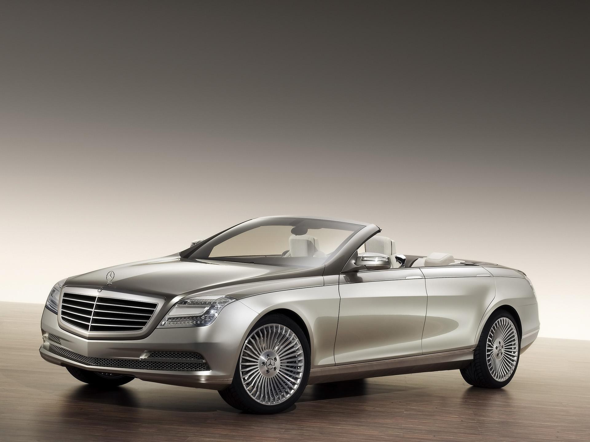 2007 Mercedes Benz Ocean Drive Concept Conceptcarz Com