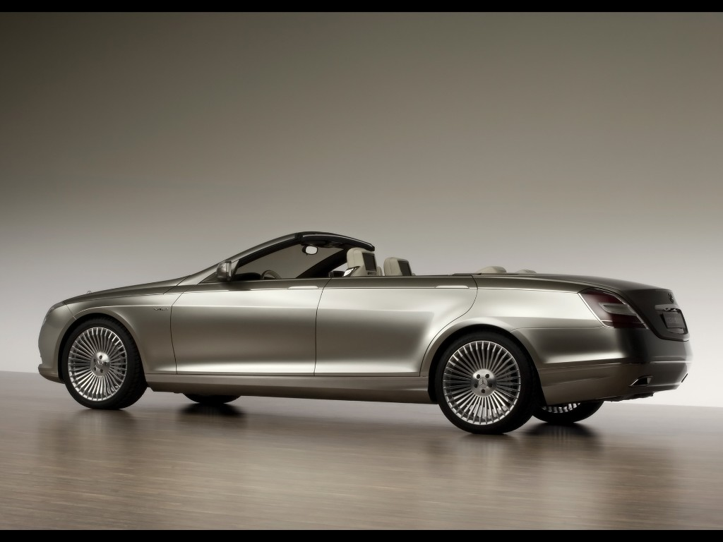2007 Mercedes-Benz Ocean Drive Concept Image. Photo 33 of 36